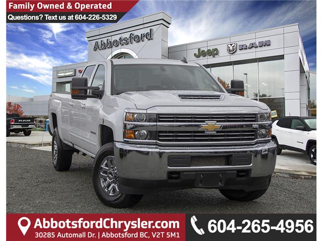 2018 Chevrolet Silverado 3500HD LT (Stk: AG0905) in Abbotsford - Image 1 of 23