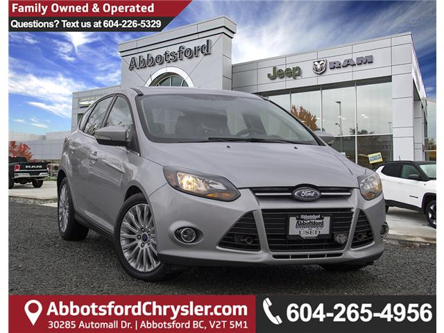 2012 Ford Focus Titanium (Stk: J349480AB) in Abbotsford - Image 1 of 28