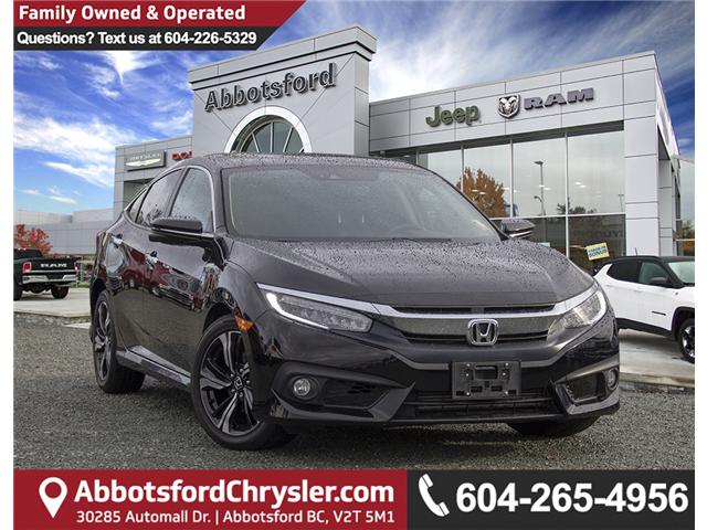 2017 Honda Civic Touring (Stk: J401440A) in Abbotsford - Image 1 of 29