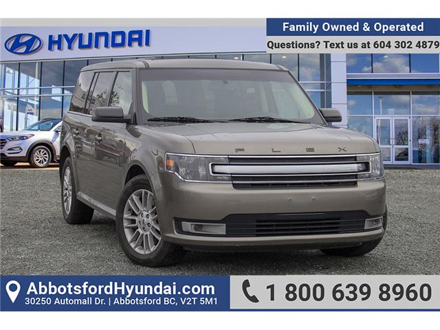 2014 Ford Flex SEL (Stk: AH8780) in Abbotsford - Image 1 of 26
