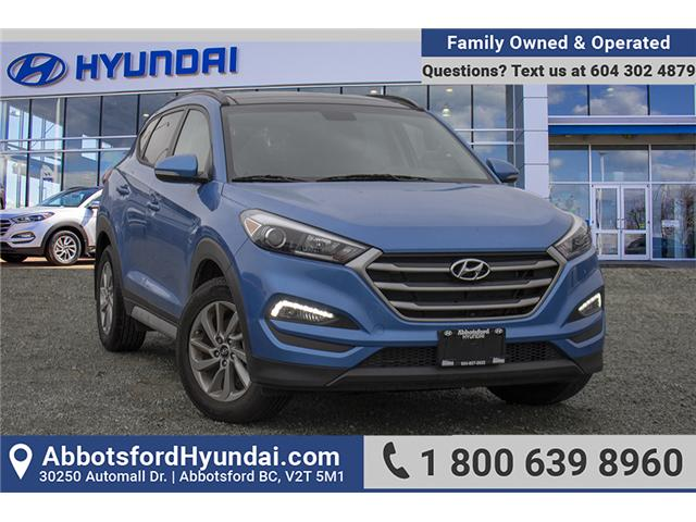 2018 Hyundai Tucson SE 2.0L (Stk: JT652402) in Abbotsford - Image 1 of 28