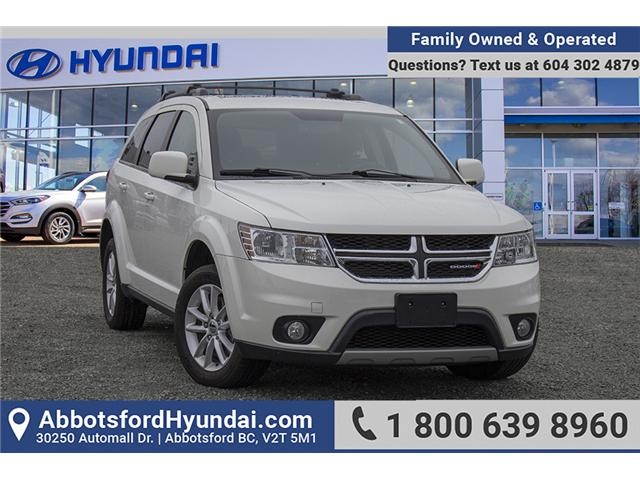 2015 Dodge Journey SXT (Stk: JT827698A) in Abbotsford - Image 1 of 26