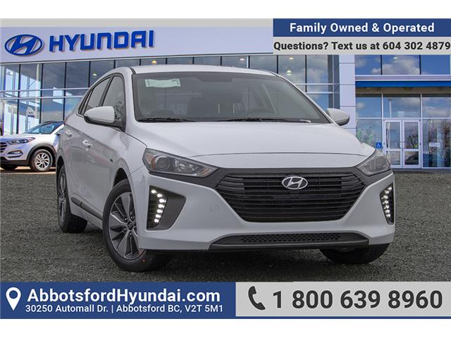 2019 Hyundai Ioniq Plug-In Hybrid Preferred (Stk: KI126638) in Abbotsford - Image 1 of 27