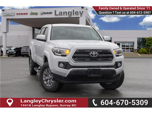 2017 Toyota Tacoma SR5 (Stk: EE899320) in Surrey - Image 1 of 29