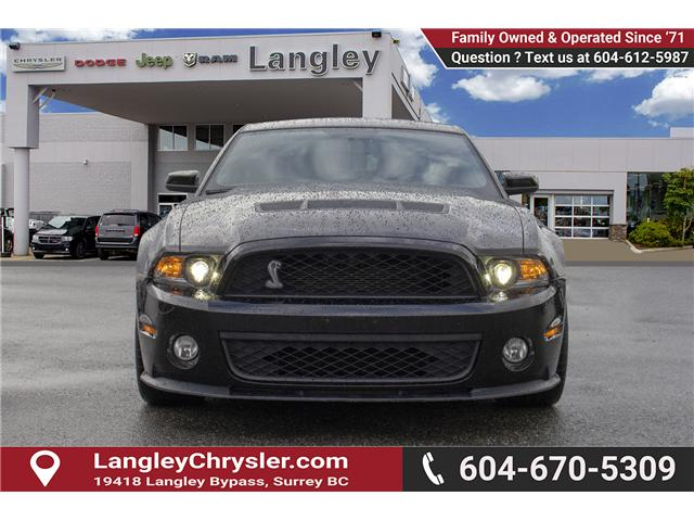 2011 Ford Shelby GT500 Base (Stk: J242891A) in Surrey - Image 2 of 28