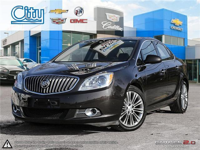 2012 Buick Verano Leather Package (Stk: 2836399A) in Toronto - Image 1 of 27