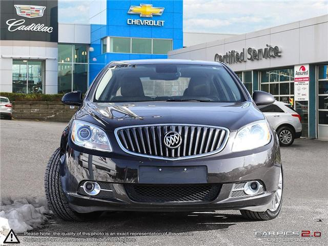 2012 Buick Verano Leather Package (Stk: 2836399A) in Toronto - Image 2 of 27