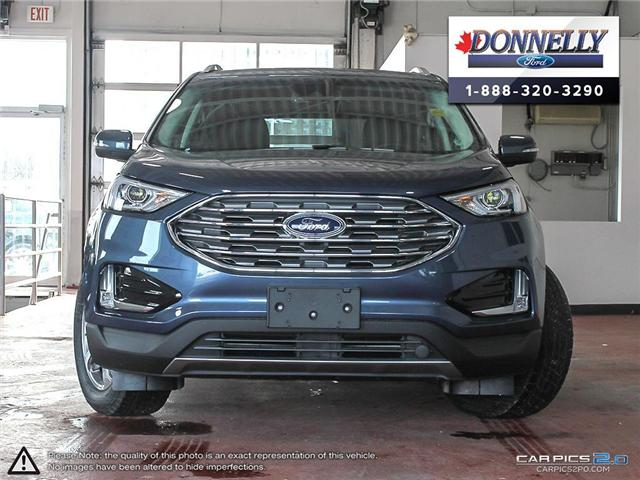 2019 Ford Edge SEL (Stk: DS75) in Ottawa - Image 2 of 27