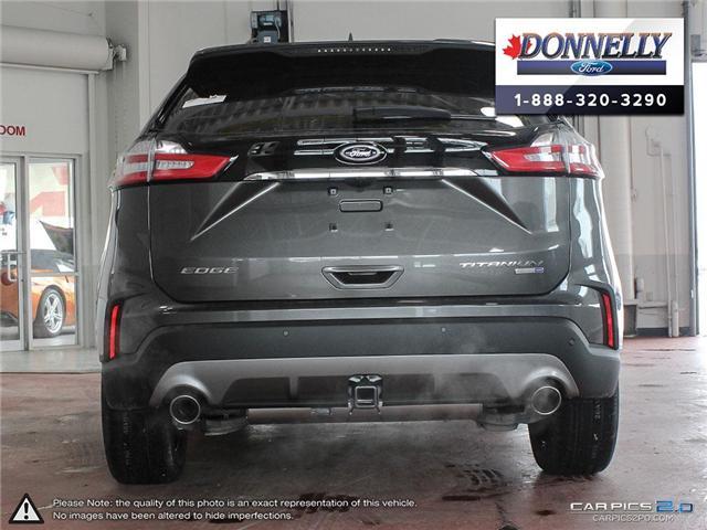2019 Ford Edge Titanium (Stk: DS126) in Ottawa - Image 5 of 27