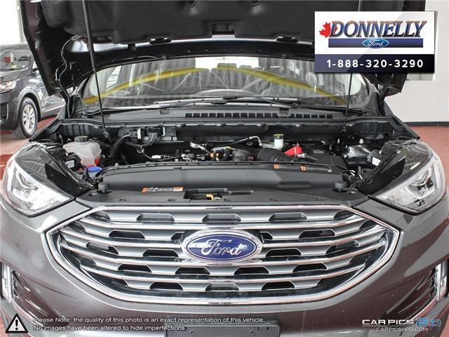 2019 Ford Edge Titanium (Stk: DS126) in Ottawa - Image 8 of 27