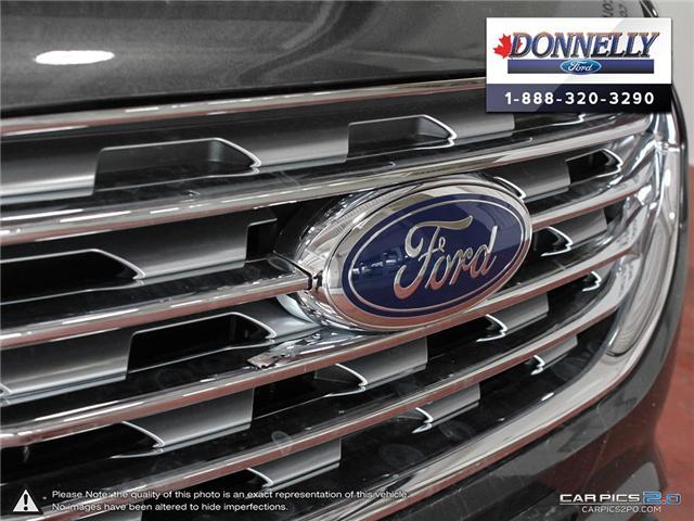 2019 Ford Edge Titanium (Stk: DS126) in Ottawa - Image 9 of 27