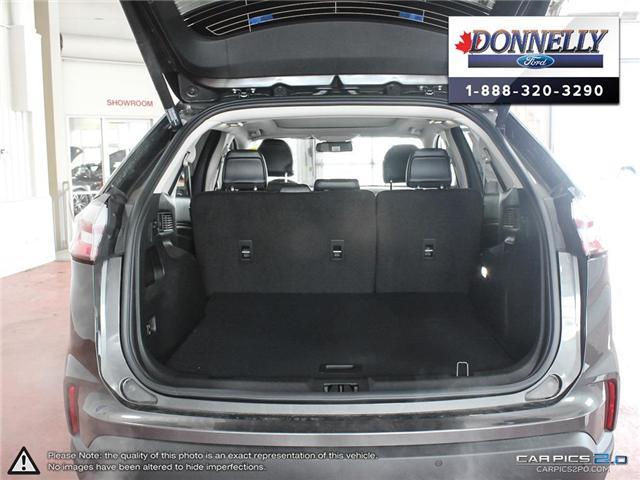 2019 Ford Edge Titanium (Stk: DS126) in Ottawa - Image 11 of 27