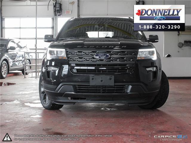 2019 Ford Explorer XLT (Stk: DS106) in Ottawa - Image 2 of 27