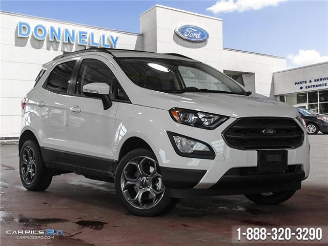2018 Ford EcoSport SES (Stk: DR2108) in Ottawa - Image 1 of 27