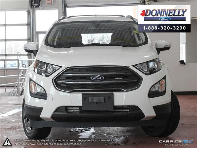2018 Ford EcoSport SES (Stk: DR2108) in Ottawa - Image 2 of 27