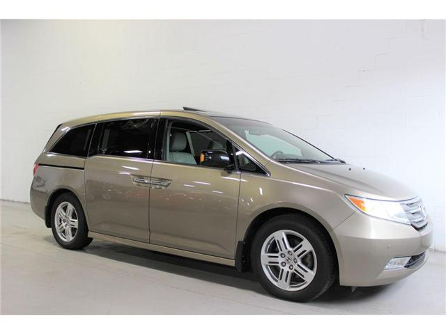 2011 Honda Odyssey Touring (Stk: 504935) in Vaughan - Image 1 of 30