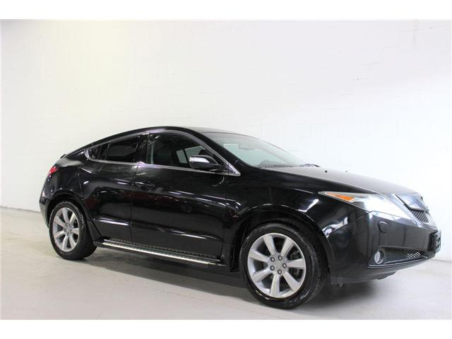2010 Acura ZDX Technology (Stk: 000667) in Vaughan - Image 1 of 30