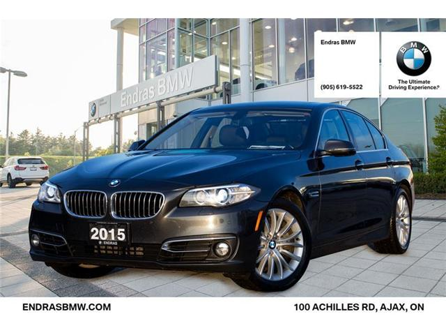 2015 BMW 528i xDrive (Stk: 52351A) in Ajax - Image 1 of 22