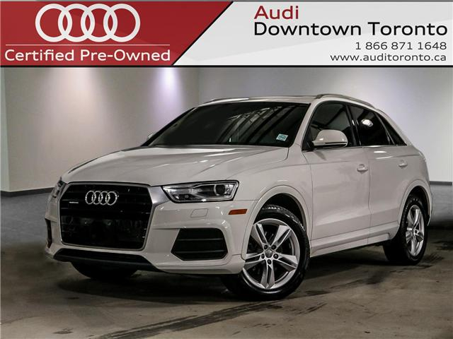 2016 Audi Q3 2.0T Progressiv (Stk: P2940) in Toronto - Image 1 of 27