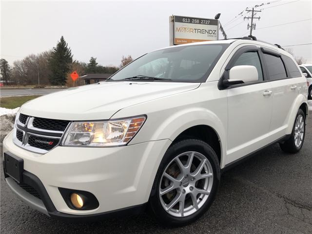 2013 Dodge Journey SXT/Crew (Stk: -) in Kemptville - Image 1 of 25
