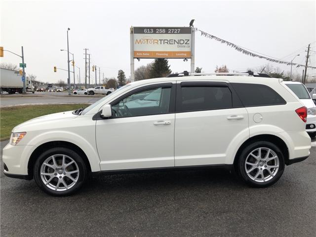 2013 Dodge Journey SXT/Crew (Stk: -) in Kemptville - Image 2 of 25