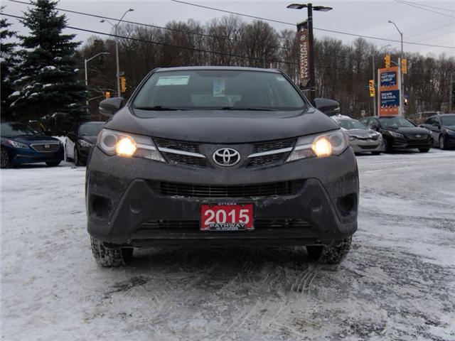 2015 Toyota RAV4 LE (Stk: R86209A) in Ottawa - Image 2 of 12