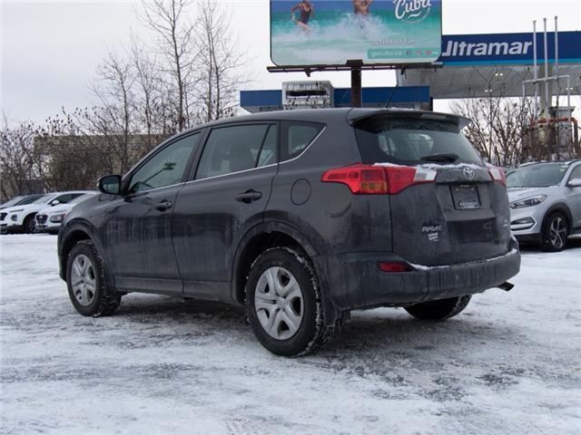 2015 Toyota RAV4 LE (Stk: R86209A) in Ottawa - Image 4 of 12