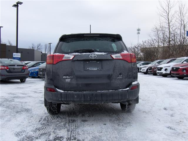 2015 Toyota RAV4 LE (Stk: R86209A) in Ottawa - Image 5 of 12