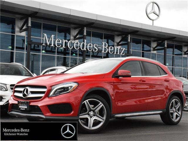 2015 Mercedes-Benz GLA-Class Base (Stk: U3661) in Kitchener - Image 1 of 30