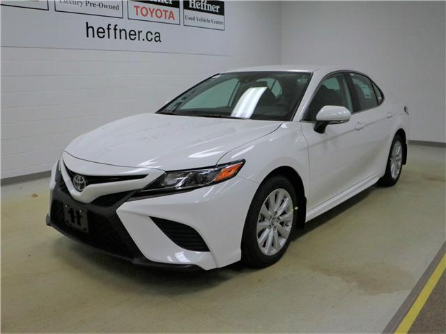 2019 Toyota Camry SE (Stk: 190208) in Kitchener - Image 1 of 3