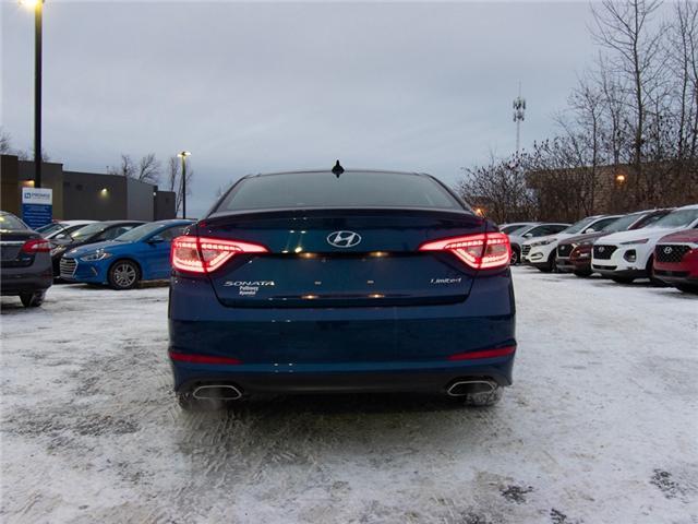 2016 Hyundai Sonata Limited (Stk: R86341A) in Ottawa - Image 5 of 12
