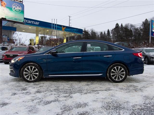 2016 Hyundai Sonata Limited (Stk: R86341A) in Ottawa - Image 3 of 12
