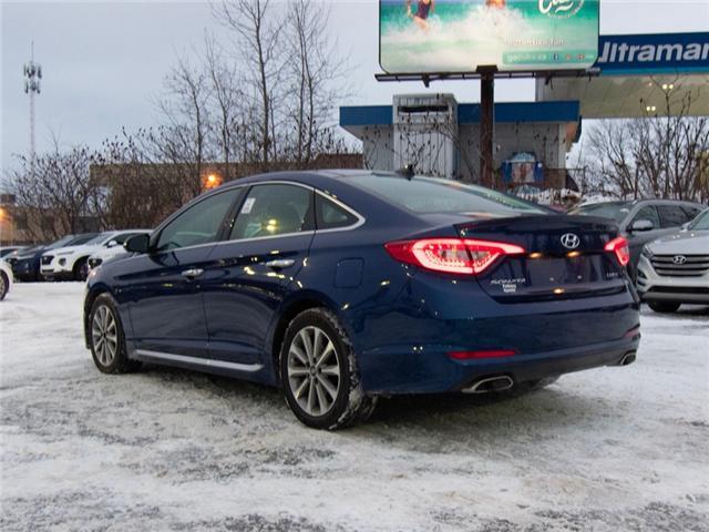 2016 Hyundai Sonata Limited (Stk: R86341A) in Ottawa - Image 4 of 12