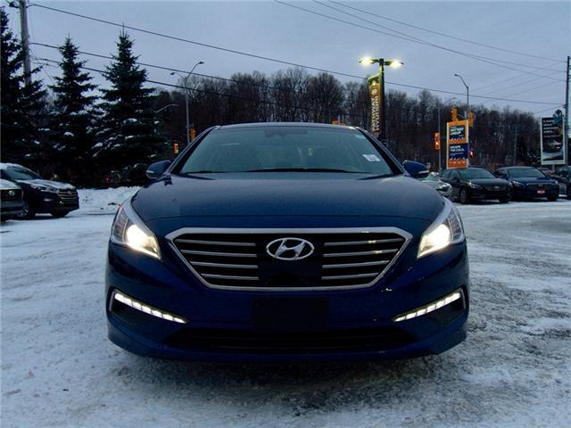 2016 Hyundai Sonata Limited (Stk: R86341A) in Ottawa - Image 2 of 12