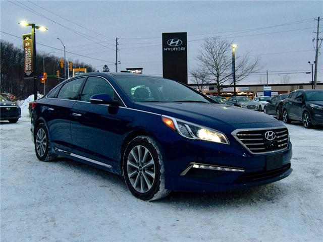 2016 Hyundai Sonata Limited (Stk: R86341A) in Ottawa - Image 1 of 12