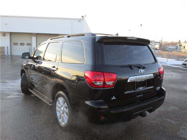 2015 Toyota Sequoia Platinum 5.7L V8 (Stk: 1890651) in Regina - Image 2 of 43