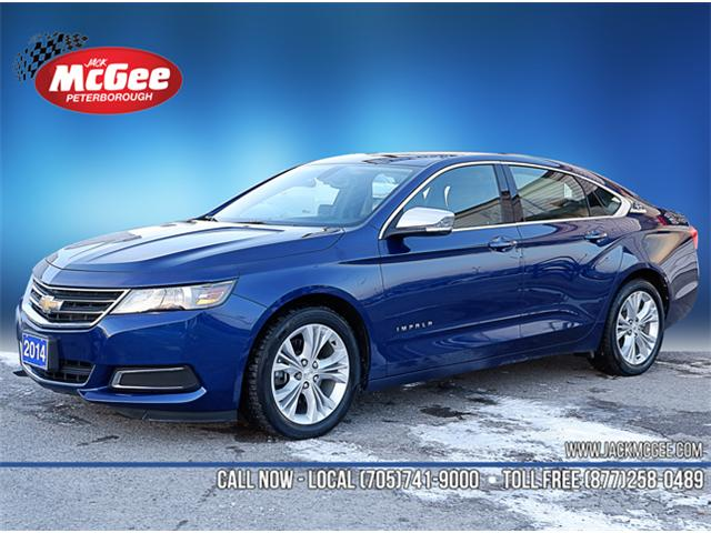 2014 Chevrolet Impala 2LT (Stk: 19236A) in Peterborough - Image 1 of 19