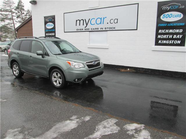 2015 Subaru Forester 2.5i Convenience Package (Stk: 181830) in Richmond - Image 2 of 13