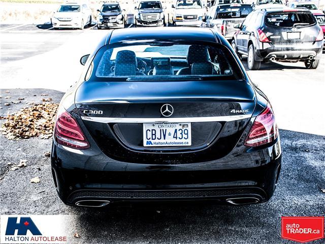 2016 Mercedes-Benz C-Class Base (Stk: 310163) in Burlington - Image 5 of 17