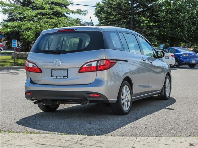 2015 Mazda 5  (Stk: P4132) in Ajax - Image 5 of 21