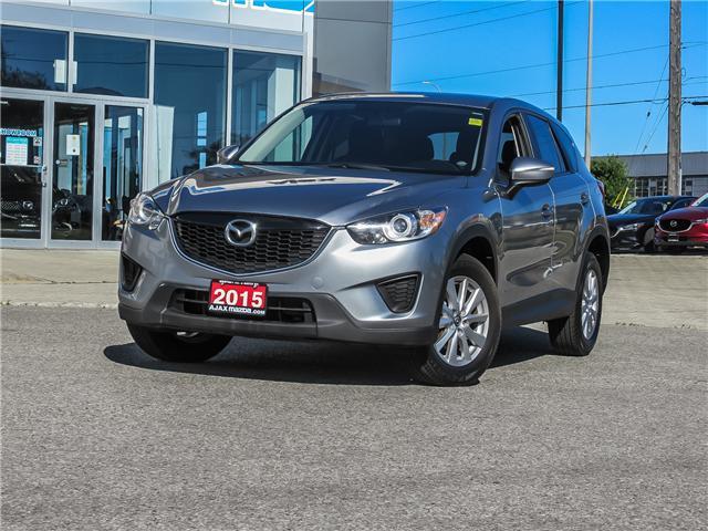 2015 Mazda CX-5 GX (Stk: T869A) in Ajax - Image 1 of 19