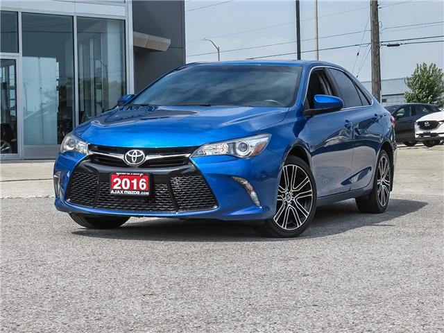 2016 Toyota Camry  (Stk: P4201) in Ajax - Image 1 of 22