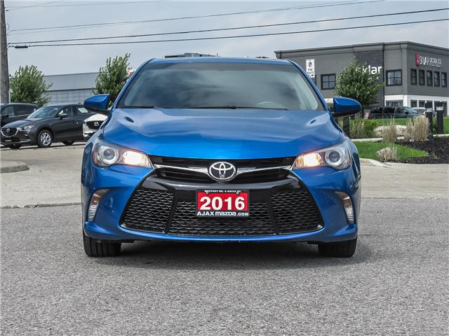 2016 Toyota Camry  (Stk: P4201) in Ajax - Image 2 of 22