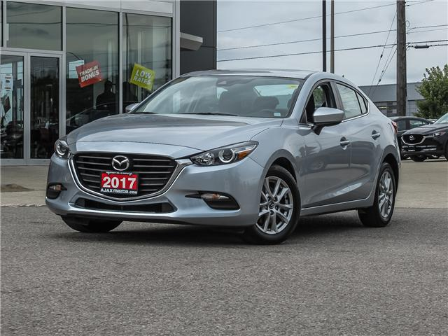 2017 Mazda Mazda3  (Stk: P4216) in Ajax - Image 1 of 21