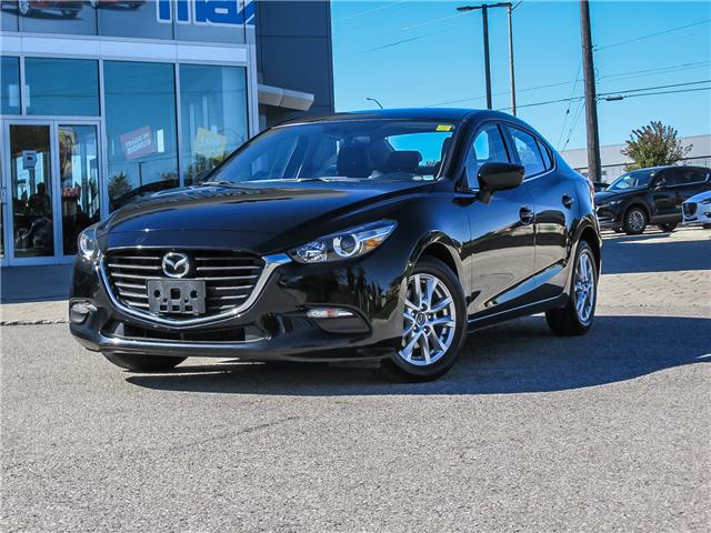 2017 Mazda Mazda3  (Stk: P4225) in Ajax - Image 1 of 19