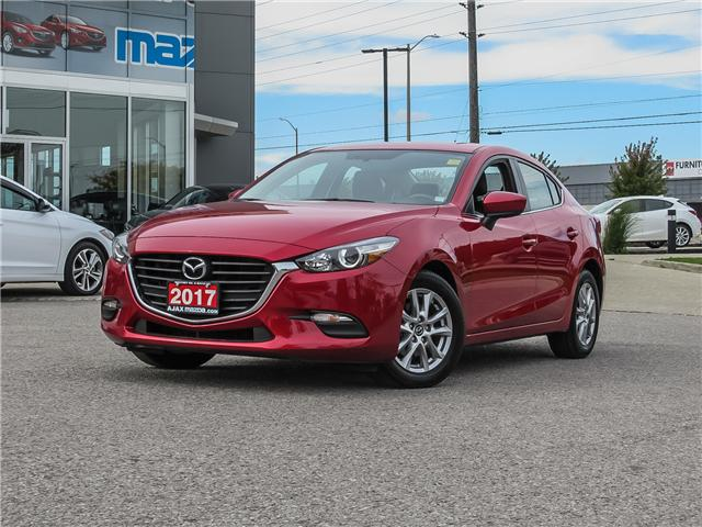 2017 Mazda Mazda3  (Stk: P4226) in Ajax - Image 1 of 21