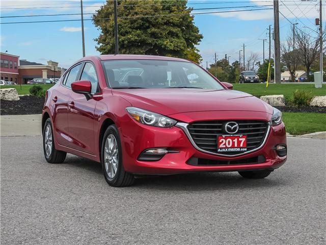 2017 Mazda Mazda3  (Stk: P4226) in Ajax - Image 3 of 21