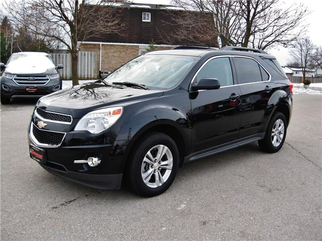2013 Chevrolet Equinox 1LT (Stk: 1438) in Orangeville - Image 2 of 17