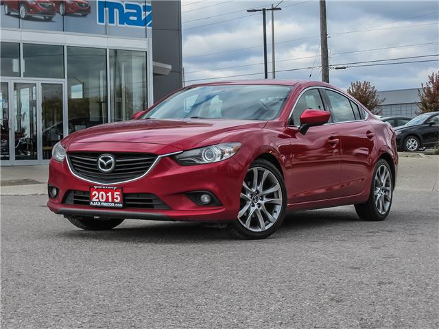 2015 Mazda 6  (Stk: P4219) in Ajax - Image 1 of 22