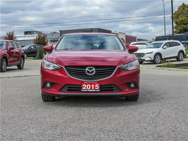 2015 Mazda 6  (Stk: P4219) in Ajax - Image 2 of 22